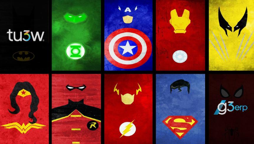 superhéroe g3erp